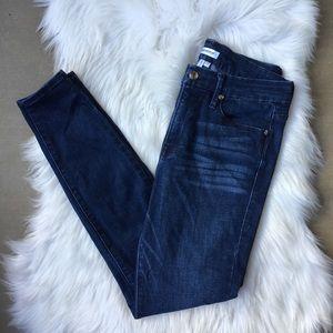 Good American Good Legs Skinny Stretch Jeans 28 6